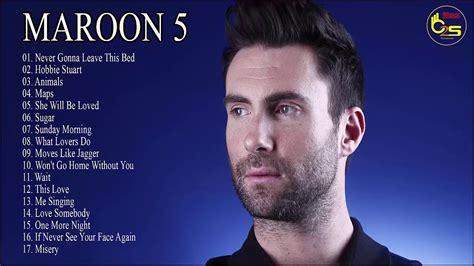 maroon 5 lagu download lagu the very best songs maroon 5 maroon 5