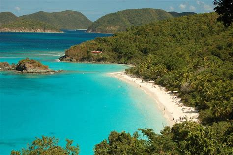 Trunk Bay Beach Us Virgin Islands Attractions Review