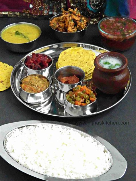 kongunadu special vegetarian lunch menu south thali nitha kitchen