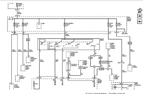 For A 2009 Chevy Hhr Wiring Diagram by Bob Thanks For Your Help Signal Tracing The Ac Compeessor