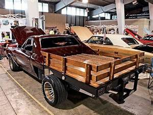 How To Build A Wooden Flatbed For A Pickup PDF Plans gate