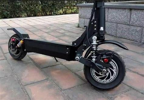 C Type Suspension E Bike Minimotors Ultra Scooter 10inch