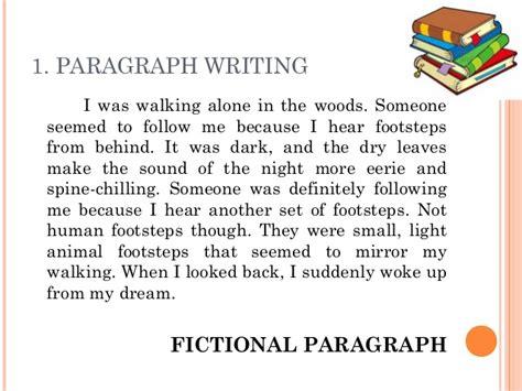 paragraph writing 2 paragraph writing