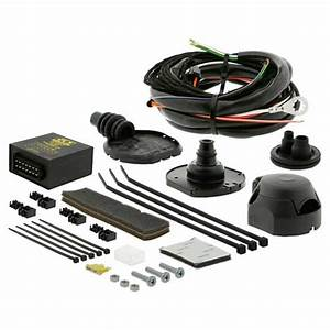 Dedicated 7 Pin Electric Kit Renault Kadjar Suv 05  2015