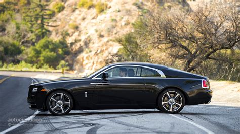 rolls royce rolls royce wraith review autoevolution