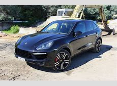 Porsche Cayenne Turbo S Review Photos CarAdvice