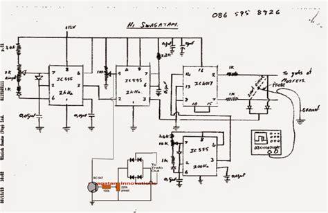 Pure Sine Wave Inverter Circuit Using