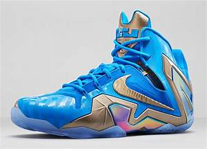 """Release Reminder - Nike LeBron 11 """"Maison Du LeBron ..."""