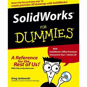 Wiley Publications Book  Cd  Solidworks For Dummies