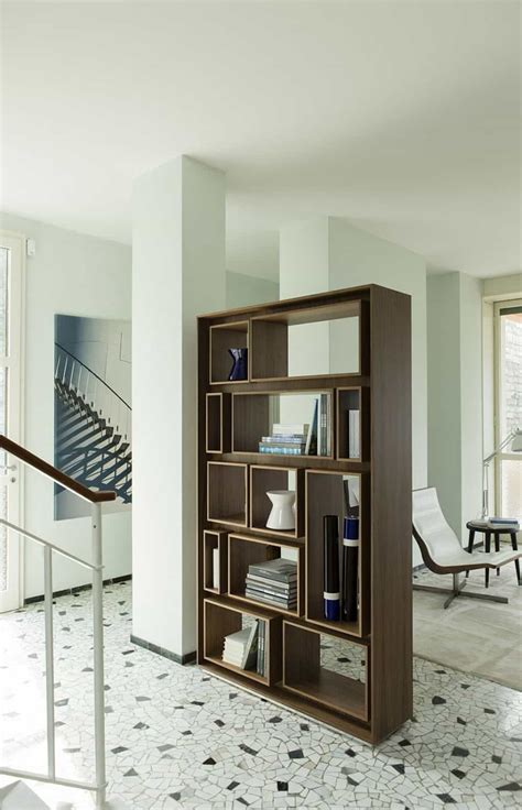 Wood Room Divider Bookcase by Affordable Room Divider Ideas Wearefound Home Design