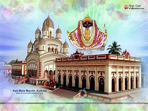 Kali Mata Mandir Kolkata Wallpapers & Images Download