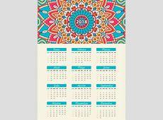 Calendario 2018 para Imprimir Anual, Mensual, Escolar, Infantil y Lunar – Información imágenes