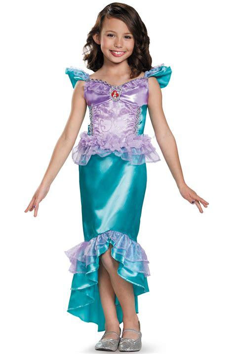 disney princess littler mermaid ariel classic child