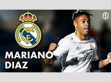 Mariano Díaz Goals & Skills Real Madrid 201516 HD YouTube