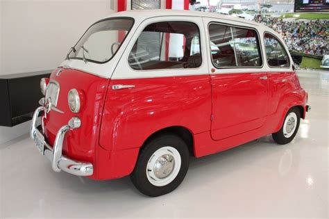 Fiat 600 Multipla For Sale by 1962 Fiat 600 Multipla Classic Italian Cars For Sale