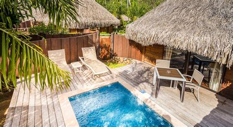 Manava Beach Resort & Spa Hotel Moorea  Premium Garden