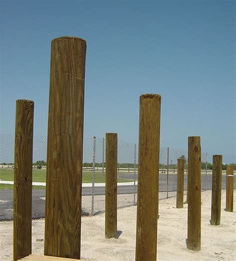 wood poles pilings structural timber products