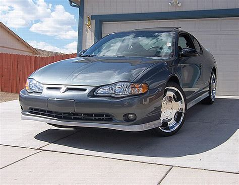 how cars work for dummies 2005 chevrolet monte carlo instrument cluster drejam 2005 chevrolet monte carlo specs photos modification info at cardomain