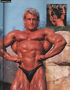 Worldwide Bodybuilders  Dorian Yates  The Great Muscle King Of Britain