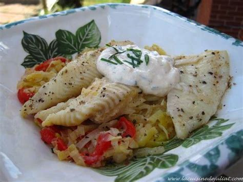 cuisiner filet de sole recettes de poisson et soles 2