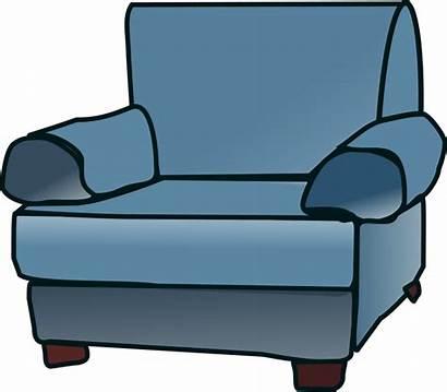 Chair Cartoon Rocking Cliparts Clip