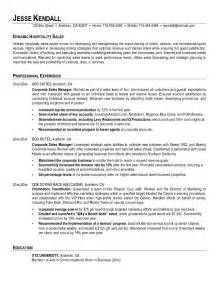 basic resume outline objective free hospitality resume template job resume sles
