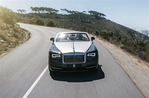 2018 Rolls Royce Dawn First Drive Review