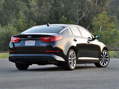 kia optima review  quick spin autobytelcom