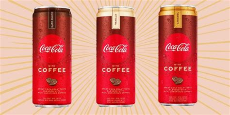 Coffee has different levels of caffeine depending on the coffee (except decaf), but ounce for ounce it has between 3 to 5 times the caffeine that coke has. Coca-Cola Coffee Is Coming - LifeSavvy