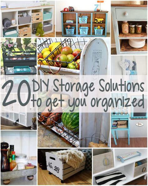 creative storage solutions 20 diy storage solutions gydo features artsy chicks rule 174