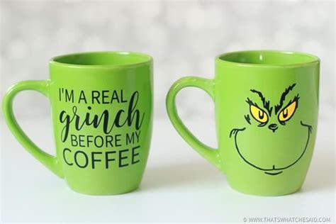 Download 255 coffee mug cliparts for free. Grinch Inspired Coffee Mugs | Painted coffee mugs, Diy mugs, Sublimation mugs