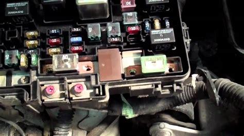 fix  p electric load detector   honda