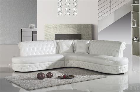canap d angle fabrication fran aise canape canapé cuir salon cuir mobilier privé