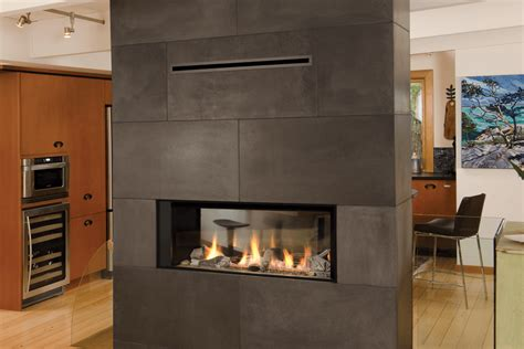 L-sided Series-heat Savers Fireplace & Patio Co