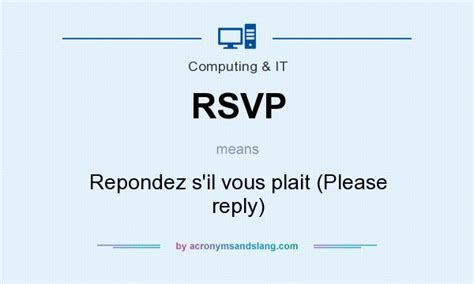 meaning of rsvp what does rsvp 28 images what does rsvp mean on an invitation card festival tech com is