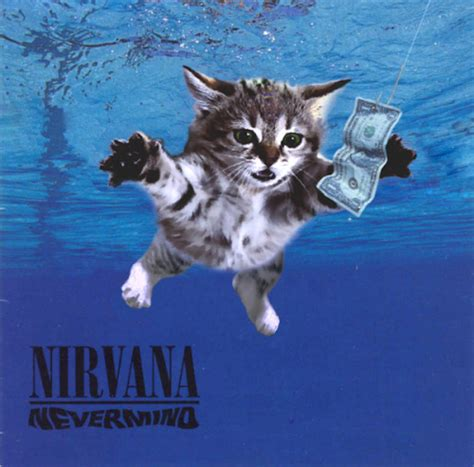 Covers For Cats by 15 Alternative Rock Album Covers That Would Be Better With