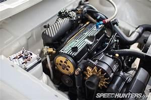 Mk1 Golf Engine Bay