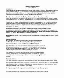 Dental Policies And Procedures Manual Template