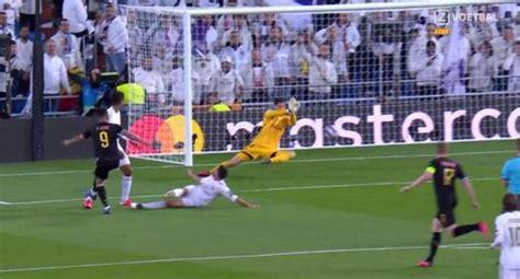 Real Madrid vs. Manchester City 1-2: VER atajadón de ...
