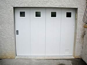Porte de garage coulissante bois obasinccom for Porte de garage enroulable de plus porte coulissante