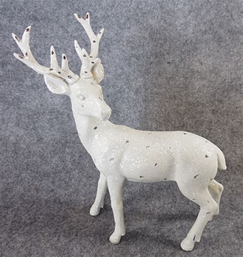 Set Of White Glitter Decorative Christmas Reindeer Deer. Decorative Corrugated Metal. Balloon Decorating Classes. Grey Dining Room Chairs. Decorative Chess Sets. Wine Room Decor. Steelers Home Decor. Small Room Air Purifier. Home Decorators Tufted Sofa