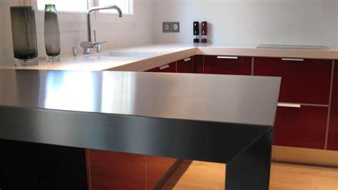 plan de travail cuisine belgique cuisine plan de travail en lot de cuisine moderne en inox