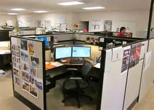 Office Cube Farm