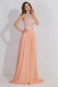 peach lace prom dresses 2015 Naf Dresses