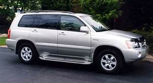 Toyota Highlander Service  U0026 Repair Manual 2001