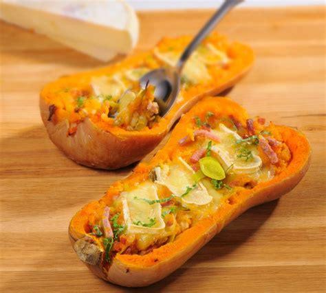 cuisiner une courge butternut une recette de courge butternut au four cuisinons les legumes