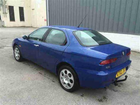 Alfa Romeo 2002 156 T Spark Turismo Blue Spares Or Repair