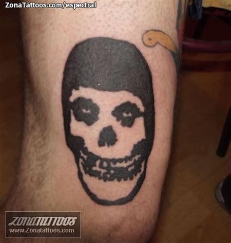 Tatuaje de Misfits, Calaveras