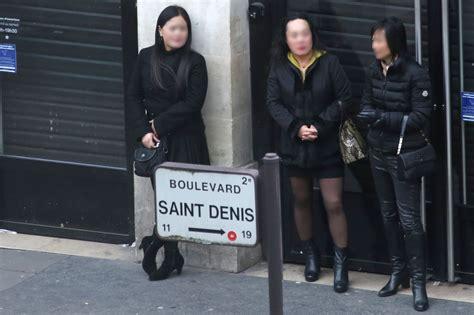 la prostitution co 251 terait 1 6 milliard d euros par an 224 la