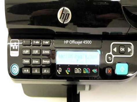 123 hp setup officejet 2622 wireless setup with windows. HP Officejet J4500 y J4600 series - YouTube